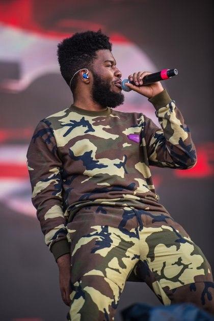 Show de Khalid en Lollapalooza