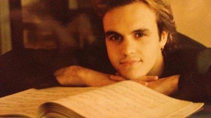 Nazareno, cuando ya era compositor de sus propias piezas