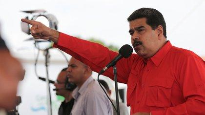El presidente actual de Venezuela y líder del régimen chavista, Nicolás Maduro (EFE)