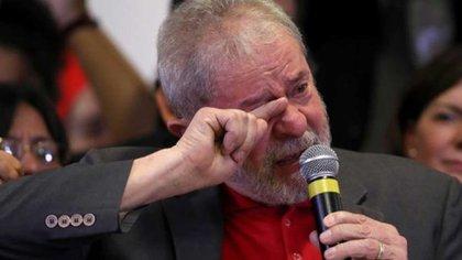 El ex presidente Lula da Silva