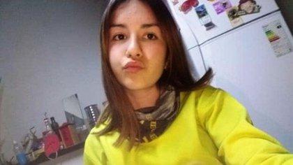 Florencia Romano está desaparecida desde el sábado pasado