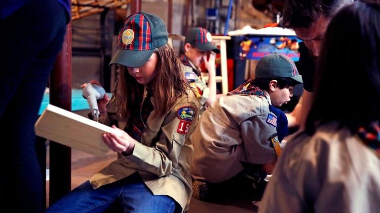 Los 'Scouts' cuentan con unos 2,3 millones de niños afiliados, de acuerdo con datos oficiales de 2018 (Foto: AP)