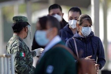 Los magistrados recordaron que las labores para la prevención del COVID-19 no dependen solamente del gobierno, sino de las acciones ciudadanas (Foto: Daniel Becerril/ Reuters)