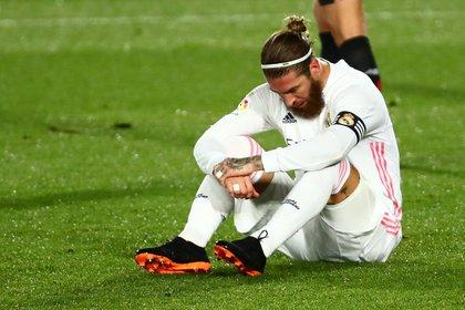 El futuro de Sergio Ramos podría estar lejos del Real Madrid (REUTERS/Sergio Perez)
