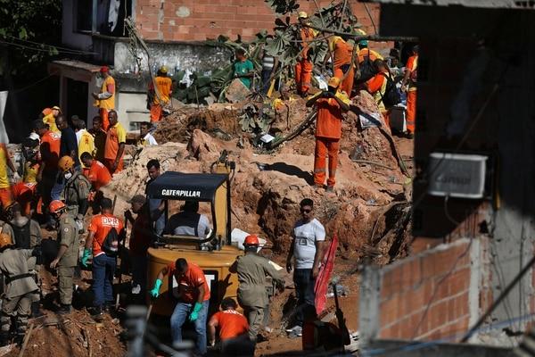 """Las autoridades aseguran que las comunidades estaban advertidas del riesgo, aunque el riesgo geológico no era """"alto"""""""