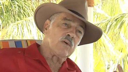 Andrés García reveló que Luisito Rey le pidió ayuda para desaparecer a Marcela Basteri