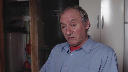 Damián Rivas, otro trabajador que dijo ser víctima de acoso sexual por parte de Melella (Lihueel Althabe)