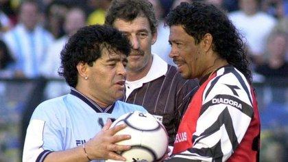 René Higuita propuso que la Copa América sea rebautizada con el nombre de Diego Maradona