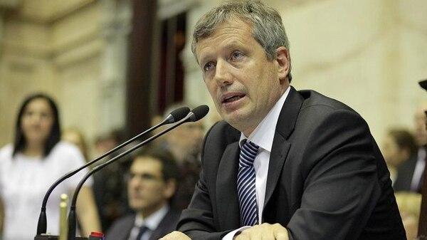 Emilio Monzó, presidente de las Cámara de Diputados