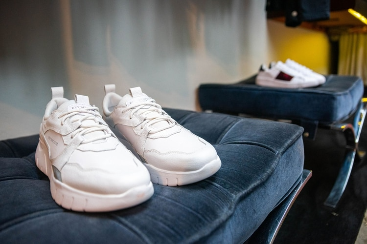 Las zapatillas modernas que luce la Selección en Brasil (Franco Fafasuli)