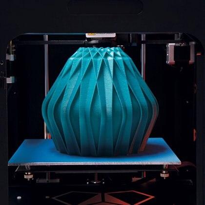 Lámpara Origamiimpresa en Cosmos II