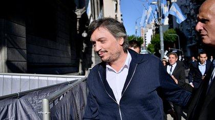 El proyecto fue impulsado por Máximo Kirchner y contó con el respaldo de la oposición (Gustavo Gavotti)