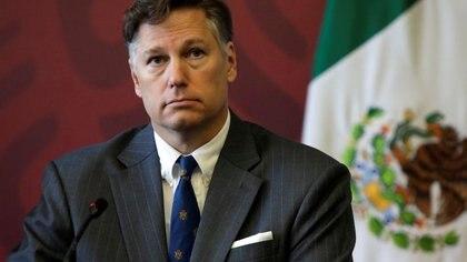 """""""Yo espero que los Estados Unidos Mexicanos cumplan con sus obligaciones internacionales tal como lo hemos hecho nosotros en el caso específico"""", dijo el diplomático (Foto: REUTERS/Luis Cortés)"""