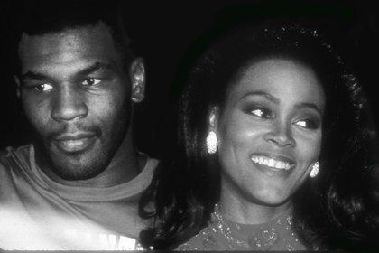 Al parecer, Jordan y Givens habían mantenido una relación informal antes de que la actriz estuviera con Tyson