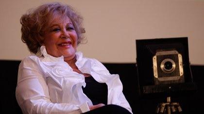 Silvia Pinal llegó a la edad de 90 años este fin de semana (Foto: Cuartoscuro)