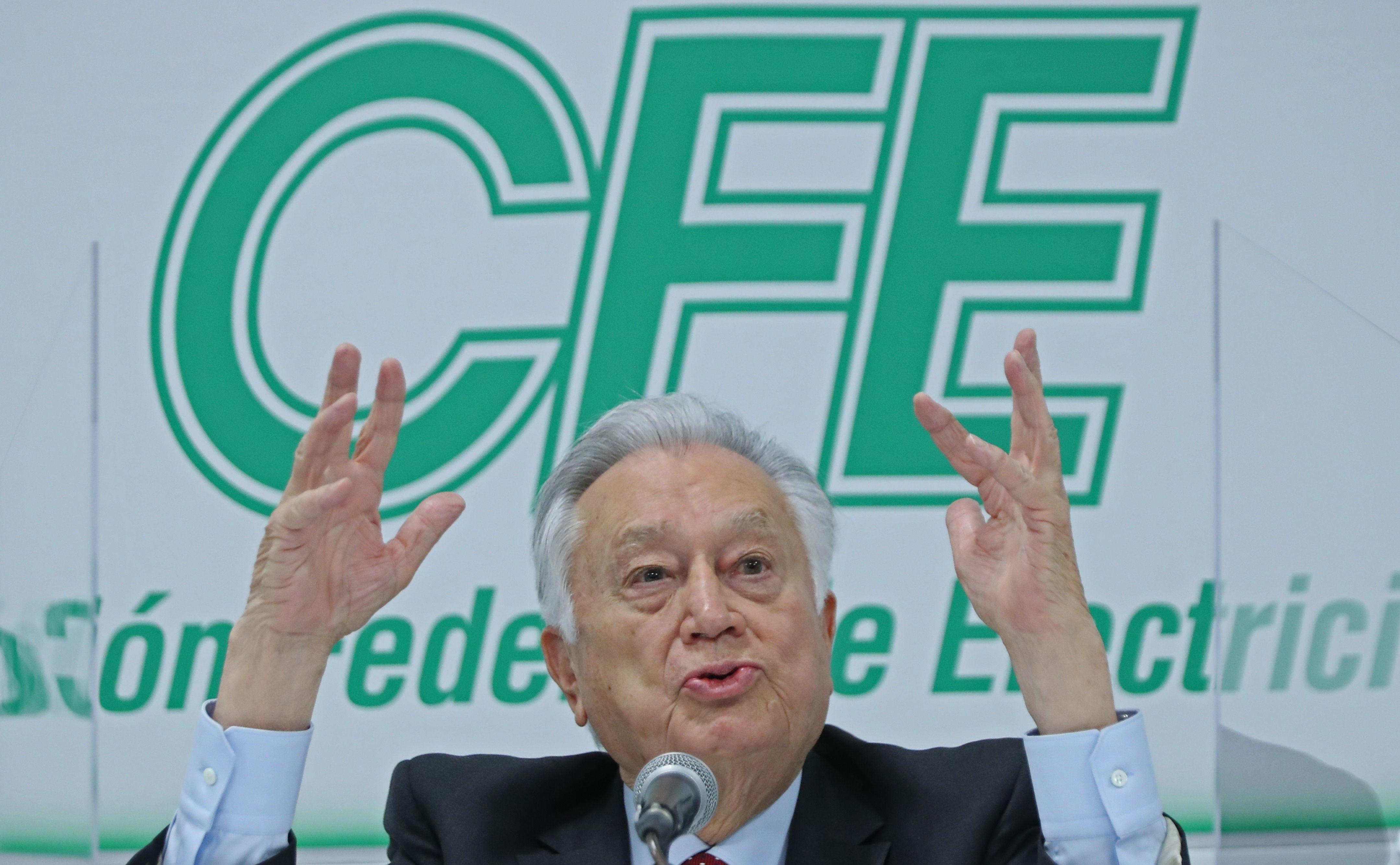 La reforma eléctrica ha sido sumamente criticado por la oposición (Foto: EFE/Mario Guzmán)