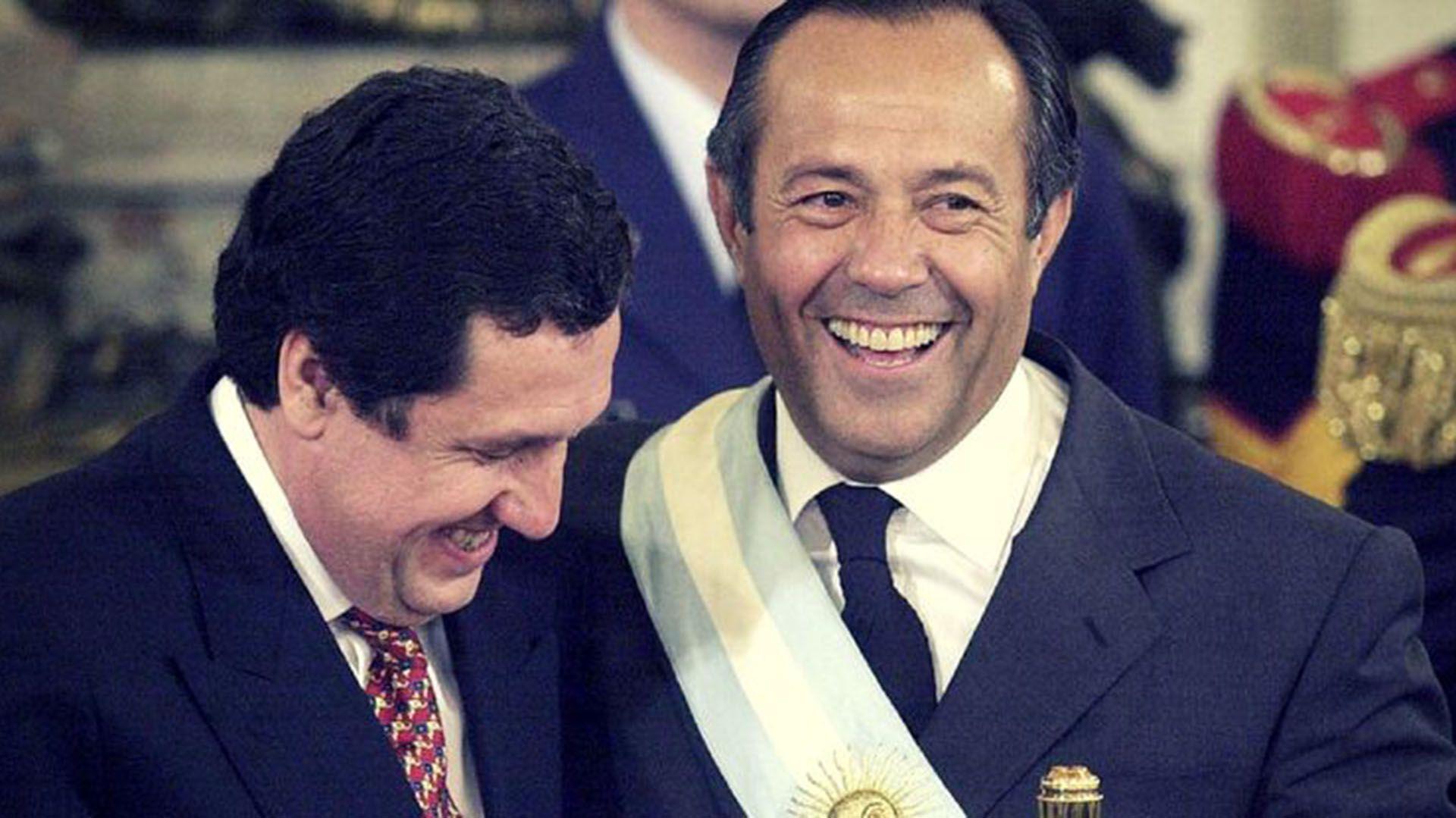 Adolfo Rodríguez Saa fue presidente por cinco días
