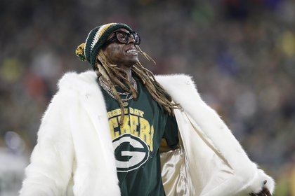 Lil Wayne. Foto: Jeff Hanisch-USA TODAY Sports