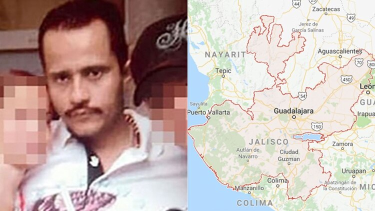 El capo mexicano se estaría moviendo entre 7 municipios del estado de Jalisco