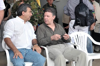 Imagen de archivo para el exgobernador del Meta, Darío Vásquez, imputado por cargos de daño al medio ambiente en La Macarena.