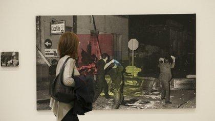 """""""Una memoria tosca"""", de RES, en el Museo Emilio Caraffa (BIENALSUR)"""