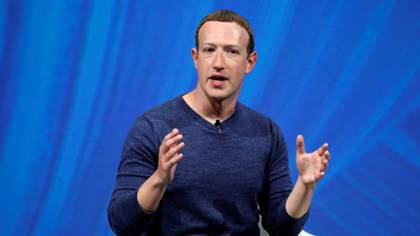 FILE PHOTO: Facebook's founder and CEO Mark Zuckerberg speaks at the Viva Tech start-up and technology summit in Paris, France, May 24, 2018. REUTERS/Charles Platiau