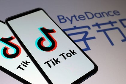 ByteDance, propietaria de Tik Tok (REUTERS/Dado Ruvic/Illustration)