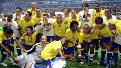 Pato fue campeón con Brasil en la Copa Confederaciones de 2009 (Foto: AP)