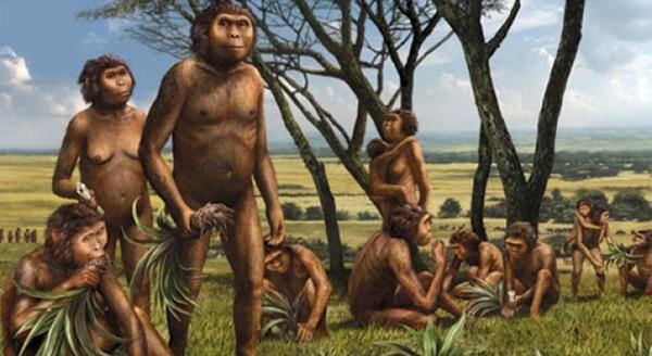 Retrato de los primeros homínidos que habitaron África