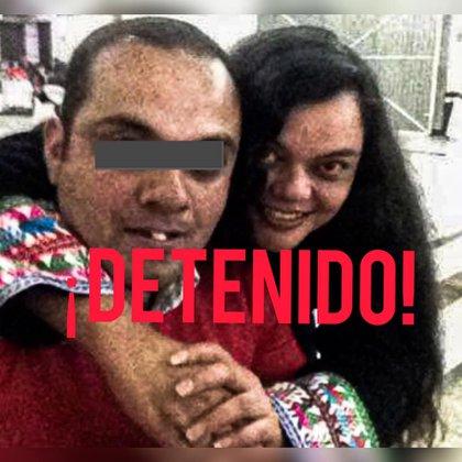 Germán M. S. fue detenido el lunes pasado (Foto: Facebook@Susana Lopez)
