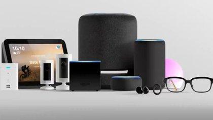 Estos son todos los gadgets presentados por Amazon en su evento de otoño de 2019 (Foto: Especial)