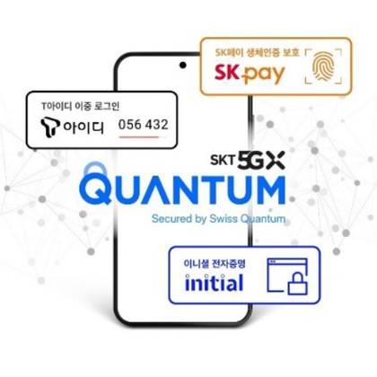 """El conjunto de chips de generación de números aleatorios cuánticos es un concepto que fortalece la seguridad del servicio al generar claves de cifrado utilizadas en tres servicios"""", se menciona en el comunicado difundido por Sk Telecom."""