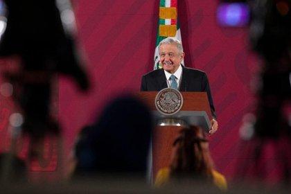 El presidente López Obrador envió una carta al senado para formalizar su solicitud de una consulta popular para saber si el pueblo de México quiere o no investigar y enjuiciar a os ex presidentes  (Foto: Graciela López / Cuartoscuro)