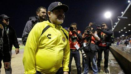 Diego Armando Maradona (Reuters)