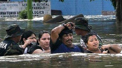 Huracán Patricia (Foto: Twitter@yocampesinomex)