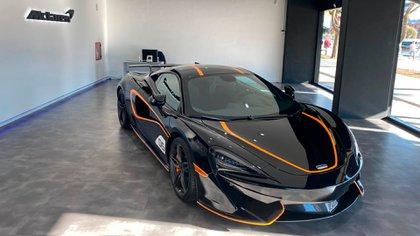 A través de la importadora Quantum Group, McLaren abrió un concesionario de 400 metros cuadrados en Puerto Madero donde ya ofrece dos modelos de sus vehículos de lujo: se trata del 570 S y 600 LT, cuyos precios parten desde los USD 690.000 y USD 790.000, respectivamente