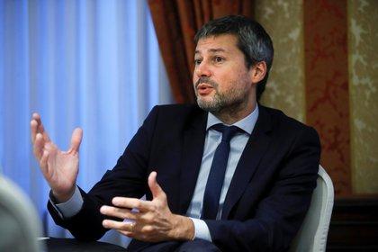 El ministro de Turismo y Deporte de Argentina, Matías Lammens (EFE)