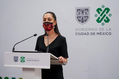 Claudia Sheinbaum, Jefa de Gobierno de la Ciudad de México (Foto: Gobierno de la CDMX)