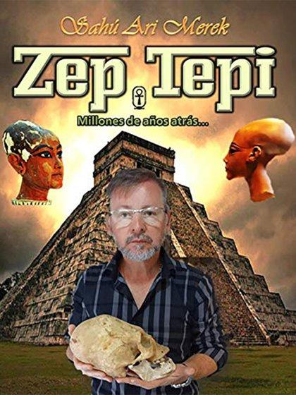 Uno de los libros de Díaz, a la venta en Amazon.