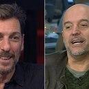 Humberto Tortonese y el Pelado López