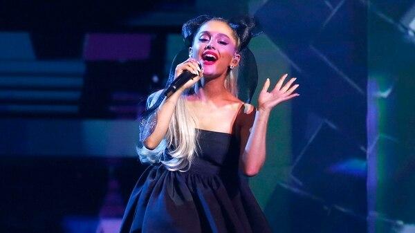 """Los premios se llevarán a cabo tres días después de que Grande lance su cuarto álbum, """"Sweetener"""""""