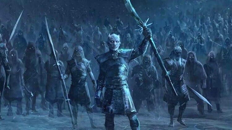 Se nos viene la noche… The Night King y su ejército, la gran amenaza