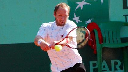 El alemán Rainer Schuettler alcanzó el puesto n° 5 del ranking ATP en 2004