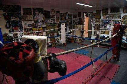 Sulaimán aseguró que hay que cuidar la salud de los boxeadores (Foto: Franco Fafasuli/ Infobae)