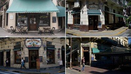 Presentan un proyecto de ley para brindar asistencia integral a 86 cafés, bares, billares y confiterías notables de la ciudad de Buenos Aires.