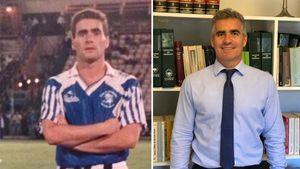 Una patada brutal de Mauro Camoranesi arruinó su carrera y tuvo que reinventarse: Javier Pizzo, de futbolista a fiscal