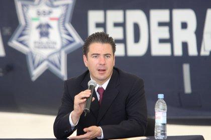"""José Luis Cárdenas Palomino fue el policía encargado de planear la captura de """"El Mochaorejas"""" (Foto: Cuartoscuro)"""