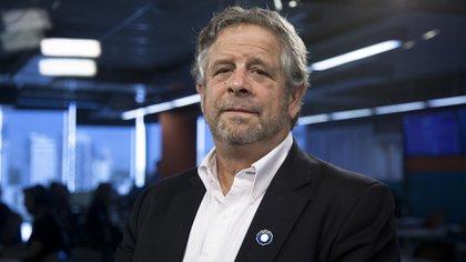 Adolfo Rubinstein, secretario de Salud (Santiago Saferstein)
