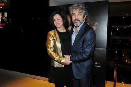 Ricardo Darín y Florencia Bas se casaron el 18 de abril de 1988