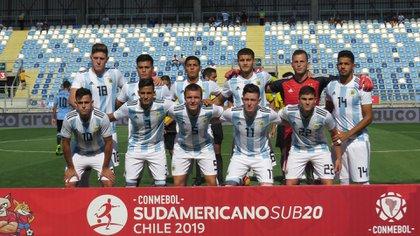 Argentina jugará con Brasil en el último turno del domingo (@Argentina)